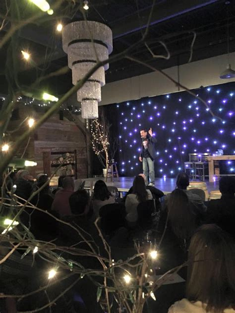 christmas party entertainment ideas comedian james uloth