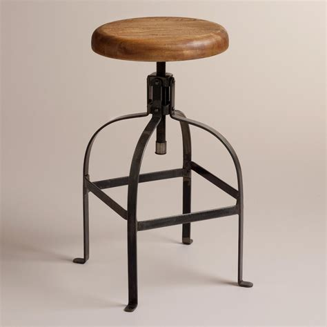 World Market Swivel Stool twist swivel stool world market