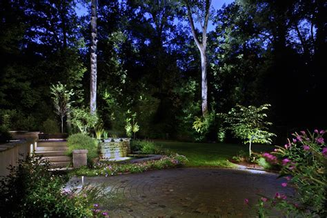 Outdoor Path Sidewalk Lighting Lights Raleigh Cary Outdoor Lighting Raleigh Nc