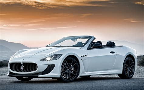 Cars Hd Wallpapers Maserati Granturismo Best Hd Picture
