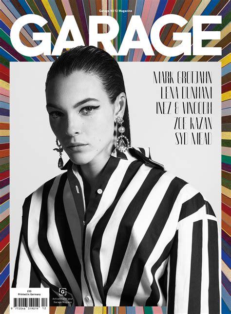 Garage magazine no 12 vittoria ceretti garage magazine