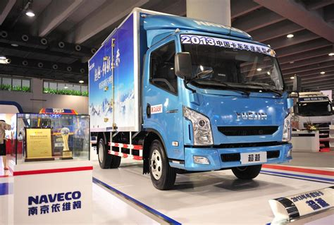 iveco truck   year  brazil  china