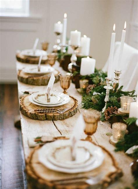 Tischdeko Zu Weihnachten Ideen by Ideen F 252 R Weihnachtliche Dekoration Mit Tannenzweigen