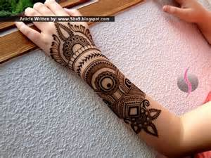 Special note all these mehndi designs are taken from several sources