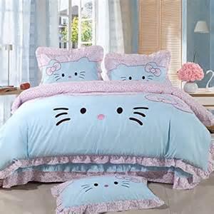 cat bedding memorecool japanese anime my totoro bedding set