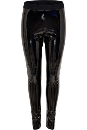 pattern dusky leather leggings shiny leggings treggings for women compare prices and