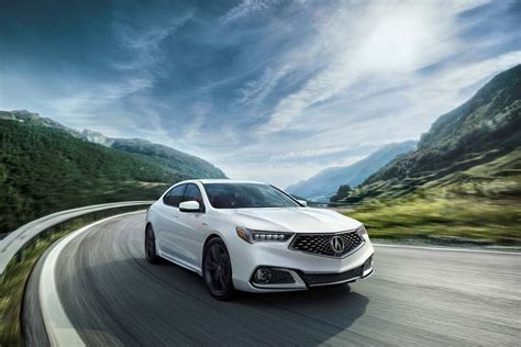 acura gives it another try with aggressive tlx refresh