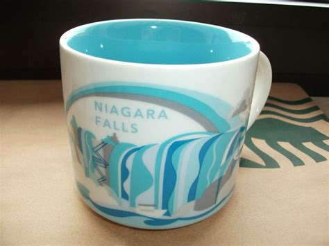 Starbucks Icon Mug Niagara Falls Discontinued 10 images about starbucks on mugs acrylic tumblers and icons