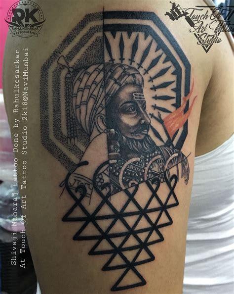 saraswati tattoo designs shivaji maharaj with saraswati