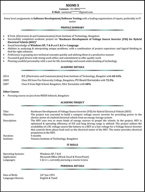 resume format for windows system administrator system administrator resume sle best professional