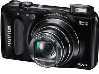 Fujifilm Finepix F660exr Digital Camera Black Uk Wc1 London