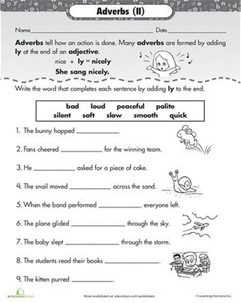 1000 ideas about adverbs on pinterest grammar lessons english