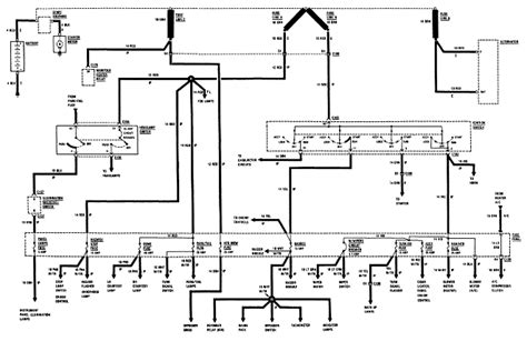1987 jeep wrangler wiring harness diagram jeep wiring