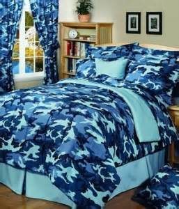 About camo comforter
