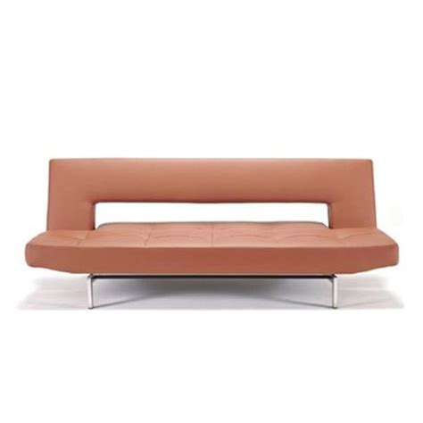 Innovation Wing Deluxe Leather Sofa Bed Innovation Wing Sofa Bed