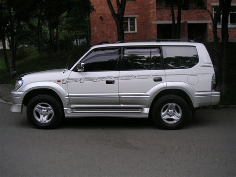 2000 Toyota Land Cruiser For Sale 2000 Toyota Land Cruiser Prado Pictures 3000cc Diesel