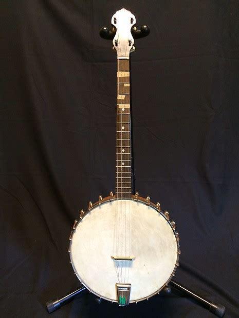 millard music house vega style n tenor banjo 1920 s millard music house reverb