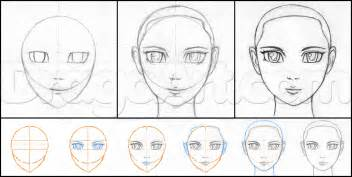 What Can You Use To Clean Out Your Ears by How To Draw Anime Faces In Pencil Step By Step Anime