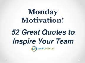 Inspire 52 great quotes to inspire your team