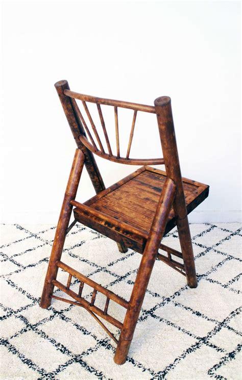 chaise bambou chaise en bambou vintage ramen 233 e d indochine luckyfind