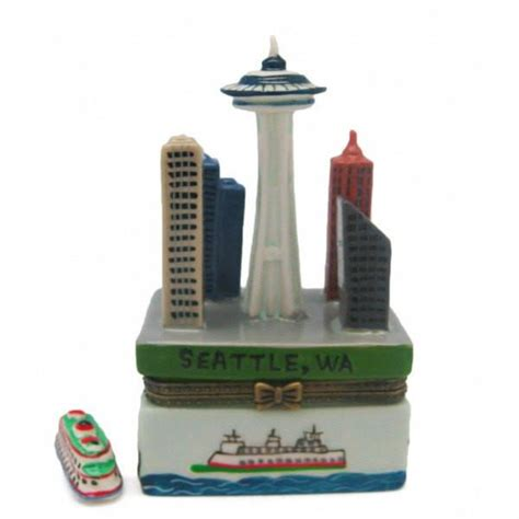 Seattle Giveaways - seattle souvenirs treasure boxes seattle downtown germangiftoutlet com