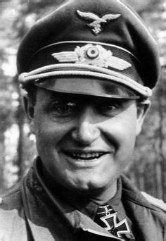 Steinhoff was one of very few Luftwaffe pilots who