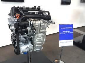 Honda Turbo Engine The 2017 Honda Civic Will A Turbo Engine Confirms