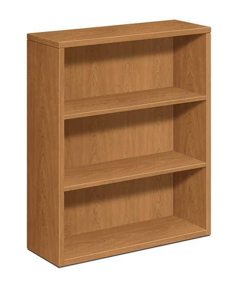 hon 10500 series bookcase hon 10500 series bookcase w 3 shelves 43 quot h h105533