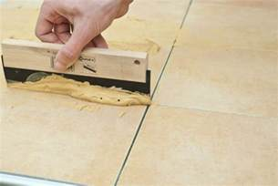 How To Grout Tile by Grouting Ceramic Tile Floor Images