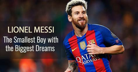 biography of messi short video lionel messi s life story the smallest boy with