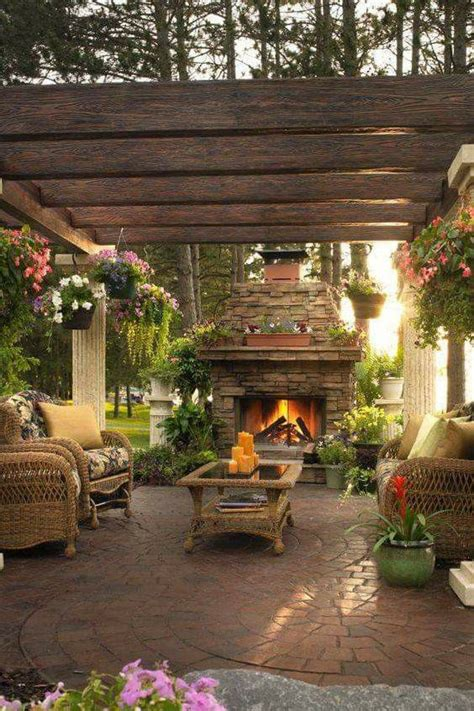 outdoor patio design ideas best 25 outdoor fireplace patio ideas on