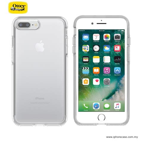 Otterbox Symmetry Clear Iphone X Clear apple iphone 8 plus otterbox symmetry series