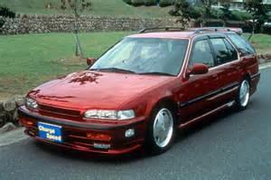 1993 honda accord wagon car interior design