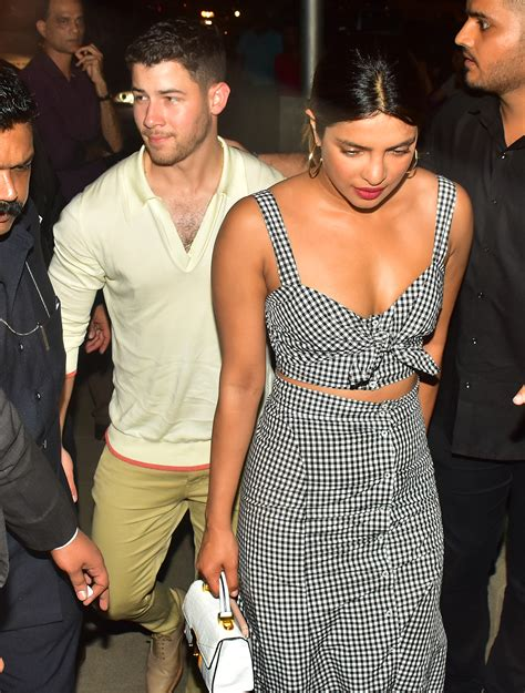 priyanka chopra house nick jonas nick jonas and priyanka chopra head to india to meet her