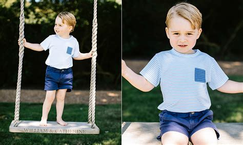 catherine swing the sweet story behind prince george s william
