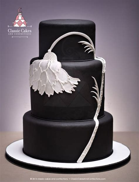 White And Black Wedding Cakes by 1000 Ideas About Black Wedding Cakes On Black