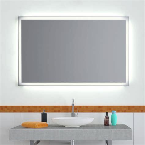 badezimmerspiegel beleuchtet badspiegel beleuchtet velen 989704088
