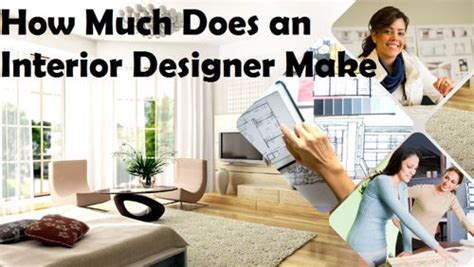 top 28 how much does a interior designer make how