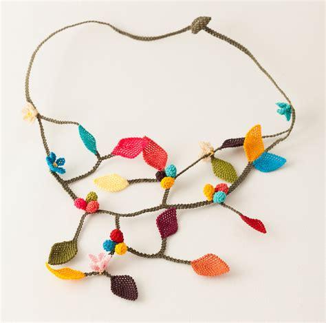 Handmade Thread Jewellery - handmade silk thread jewelry by millefleurslace order