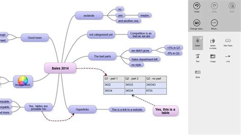 windows mapping mind mapping app for windows 8 10 mind architect released