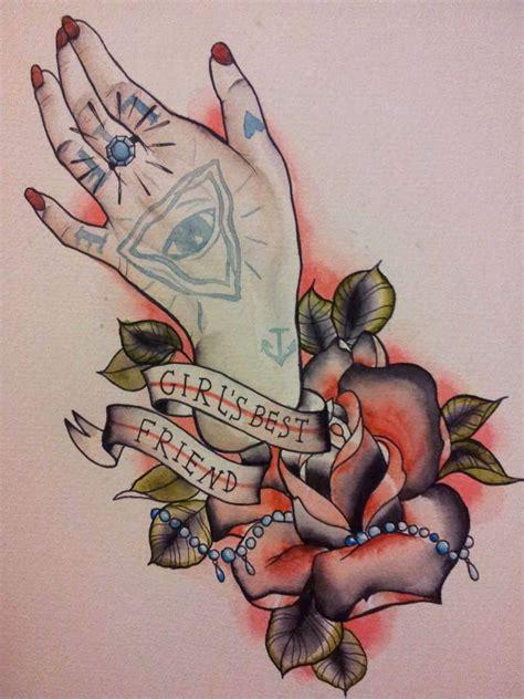 tattoo hand flash 326 best neo traditional tattoos images on pinterest neo