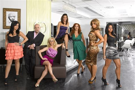 Hair Reality Show | image jerseylicious cast new jersey reality tv show hair