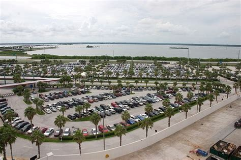 Car Parking At Port Canaveral by Port Canaveral Disney Cruise Parking Everythingmouse