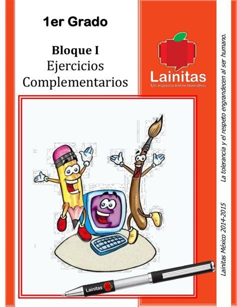 Guia De Ejercicios Complementarios 5 Grado Bloque 1 | guia de ejercicios complementarios 5 grado bloque 1 new