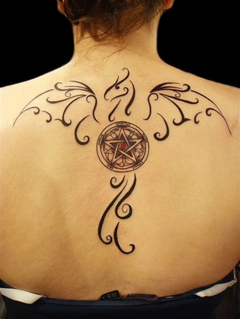 magick dragon tattoo 25 best pagan and wiccan ideas for