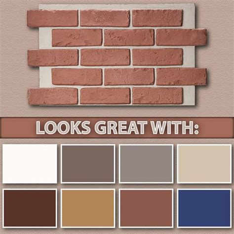 exterior house colors with pink brick winning paint for mcm house win 250 modern