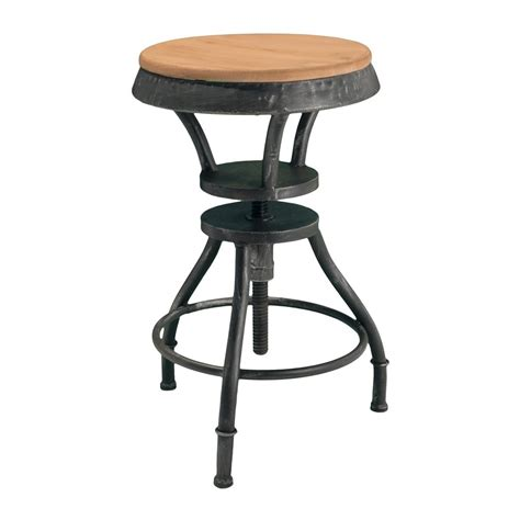 top rated bar stools best selling home decor 21410 lucian adjustable bar stool lowe s canada