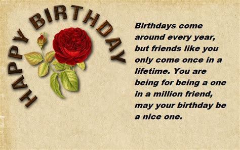 message for friend birthday wishes messages for friend best wishes