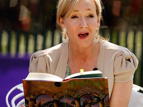 j k rowling on harry potter jk rowling is writing a harry potter play but no one