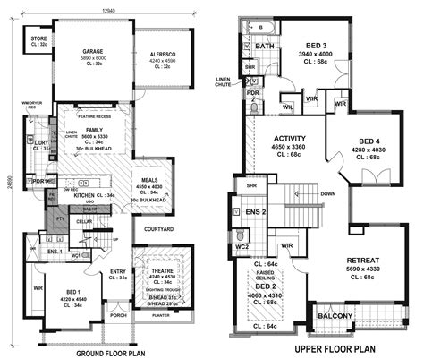contemporary home floor plans best of modern home designs and floor plans collection home design plan 2018